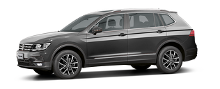 Tiguan Gris Platino Highline AT