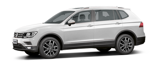 Tiguan Blanco Puro Trendline AT
