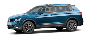 Tiguan Azul Silk Highline AT