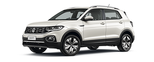 Nuevo T-Cross Blanco Puro Highline AT