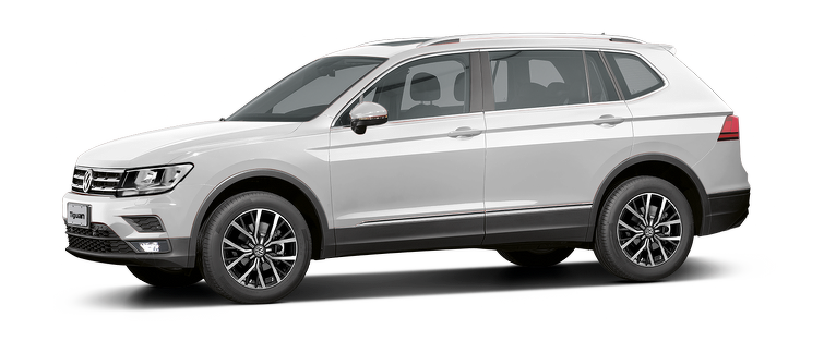 Tiguan Blanco Puro Trendline AT 5P
